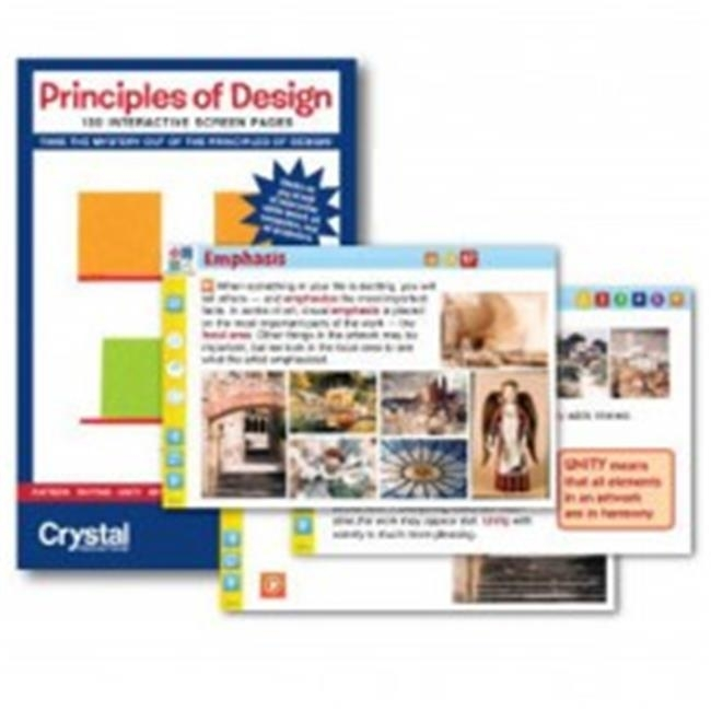American Educational CP7296 Principles of Design CD-ROM principles of asymmetric synthesis 14