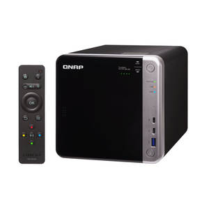 QNAP Thunderbolt Network-Storage Nas Server 10gbe 4-Bay Nfs Diskless 3 TS-453BT3 8G Memory