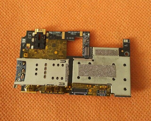 Mainboard המקורי 3G RAM + 16G ROM האם עבור Ulefone מתכת 5 אינץ HD MTK6753 אוקטה Core משלוח חינם