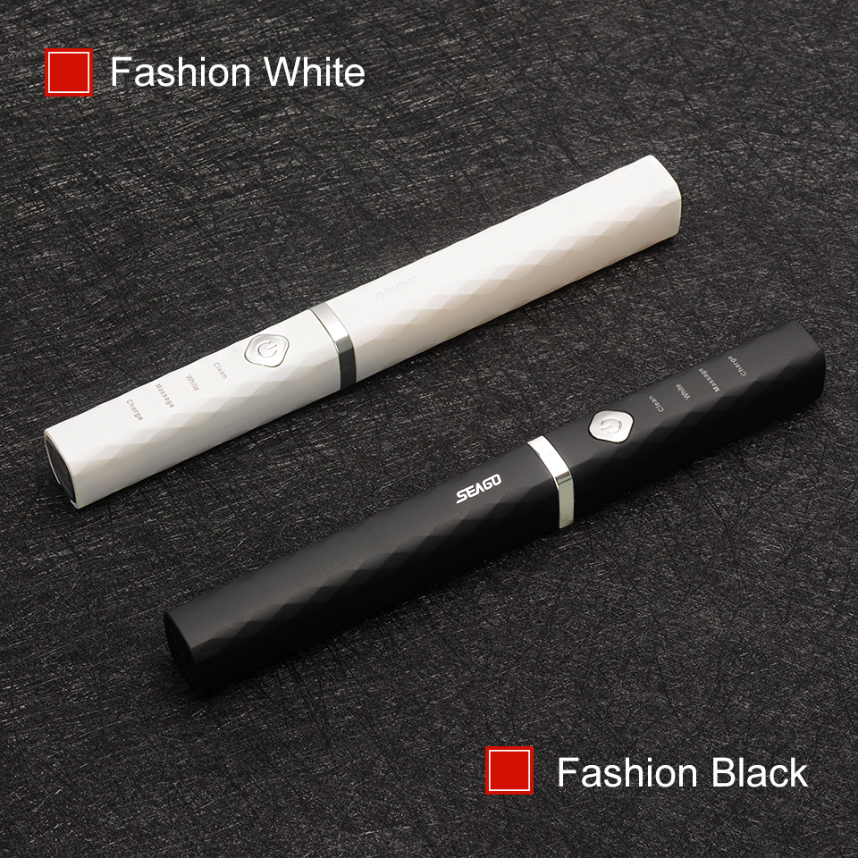 Top Quality Electric Toothbrush Clean Whiten Teeth Portable Electric Toothbrush Fashion Design Smart Chip Rechargeable