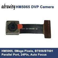 Hm5065 CMOS Сенсор 5 мега Пиксели автофокусом параллельно Камера Портативный к x4418 x6818 развитию bt656/BT601