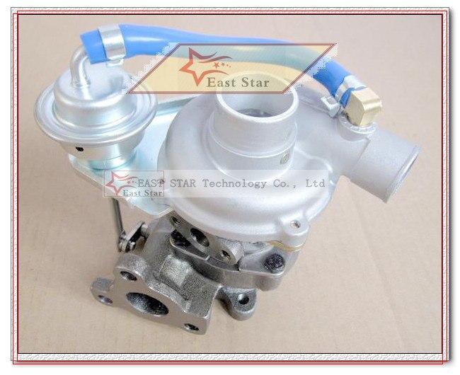 RHB31 129137-18010 129403-18050 VC110033 MY62 Turbo turbocompresseur pour Yanmar terrassement industriel marin 4TN84T