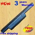 9 Celdas 7800 mAh Batería Del Ordenador Portátil para Packard Bell Easynote TK36 TK37 TK81 TK83 TK85 TK87 TXS66HR TS13HR TS11HR TS11SB TS13SB