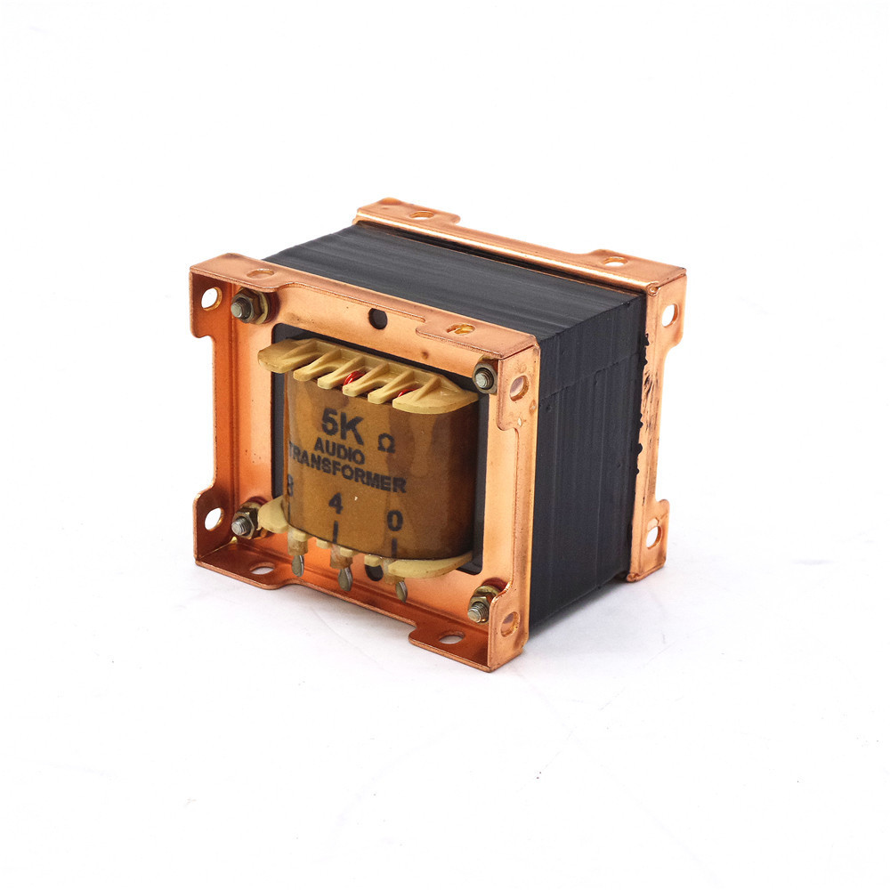 <font><b>10w</b></font> Single-ended 6p14 el34 el84 6p3p, KT88) <font><b>tube</b></font> <font><b>amplifier</b></font> output audio transformers 3.5k/5K output of 0-4-8 Ohm 1pcs image