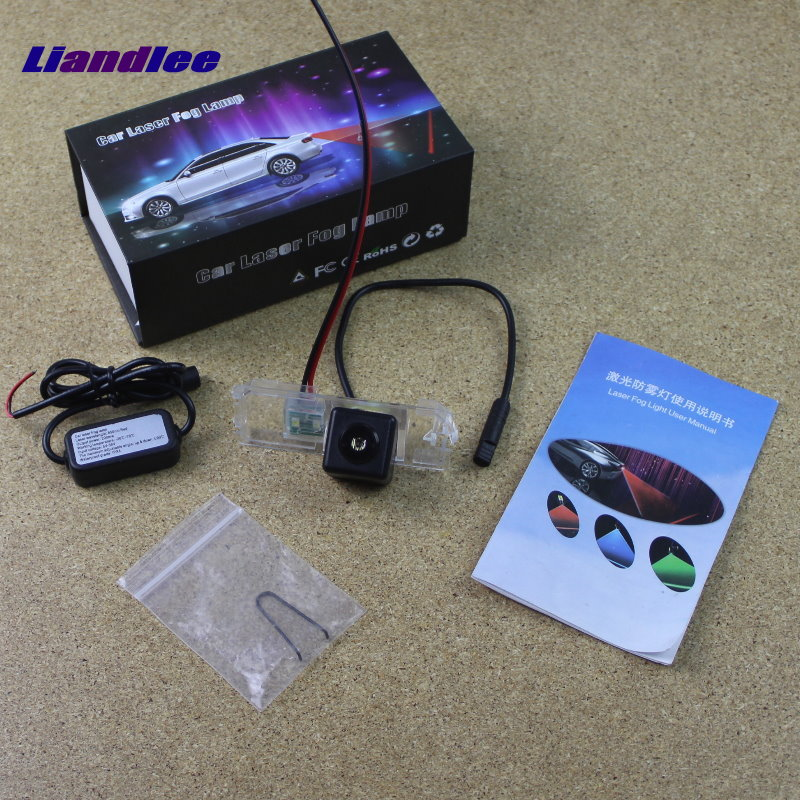 Liandlee Laser Anti Lamp Fog Lamps For SEAT Cordoba 6L 2002~2009 Outside The Car Warning Alert Light To Shoot The Chandeliers led track light50wled exhibition hall cob track light to shoot the light clothing store to shoot the light window