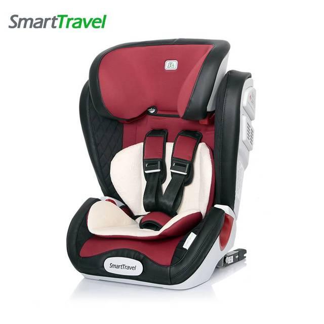 """Детское автокресло Smart Travel """"Magnate ISOFIX"""", 1-12 лет, 9-36 кг, группа 1/2/3"""