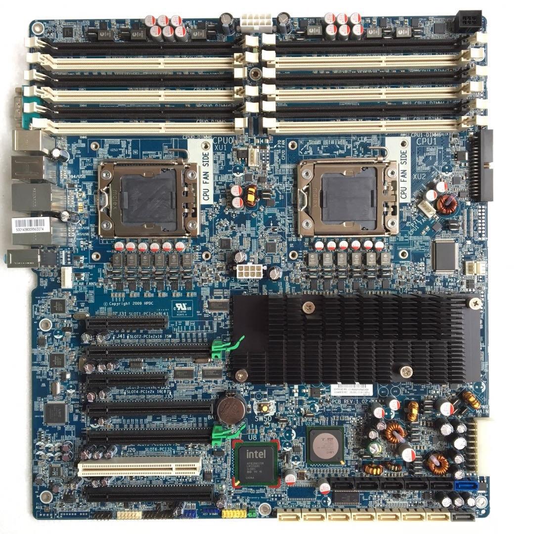 Z800 Graphics Workstation Motherboard 576202-001 460838-002