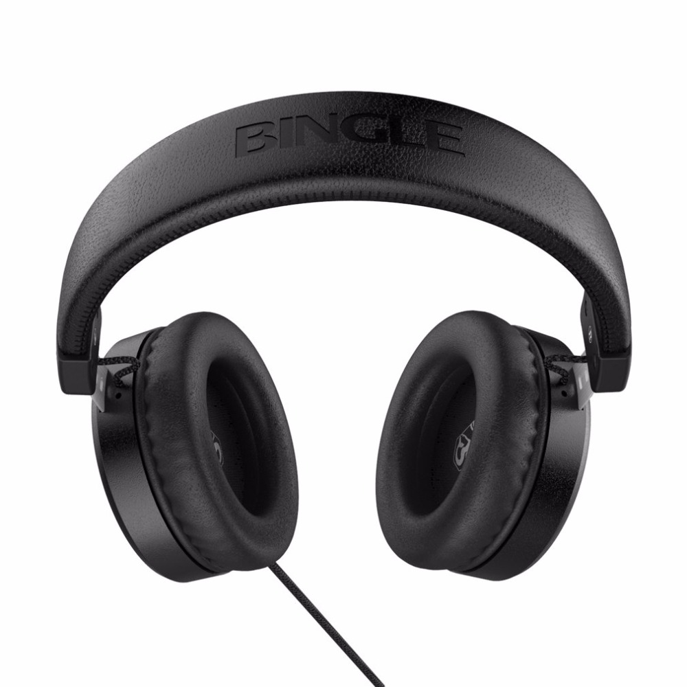 Bingle M60 Wired Headset with Microphone Stereo Lightweight Stereo ...