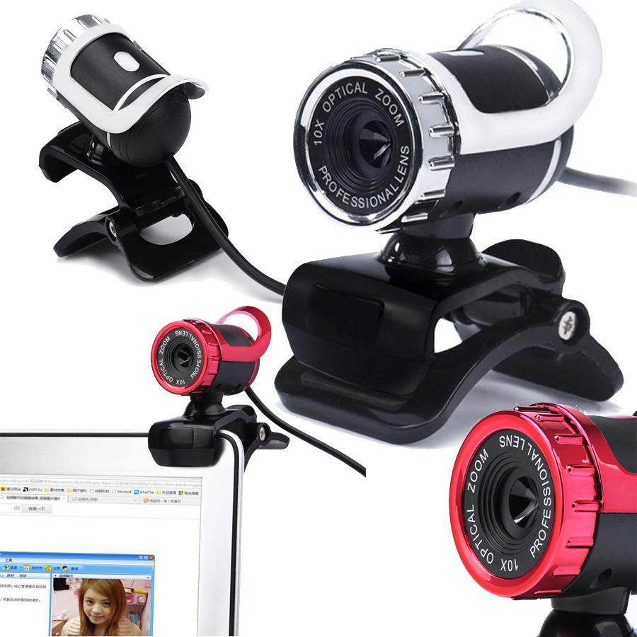 1 Stück Hxsj A859adv High-definition Eingebaute Sound Mikrofon Manuell Fokussierten Usb2.0 640x480 12m-pixel 5-layer-lens Webcam