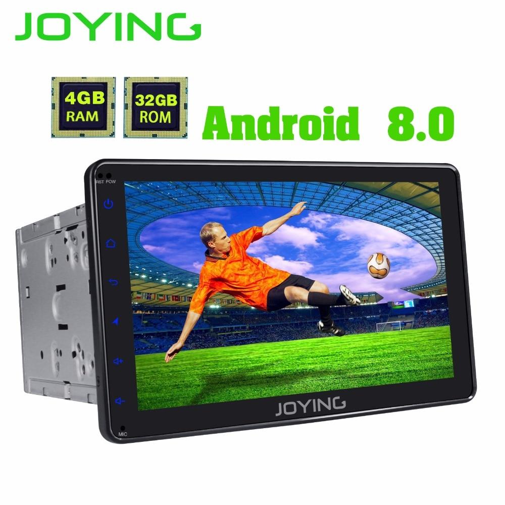 купить JOYING 2din Android 8.0 car radio 4GB RAM 8 core 8'' HD lcd autorad touch screen BT for Nissan X-Trail/Sunny/Sentra Qashhai/350Z по цене 22894.08 рублей