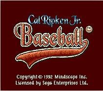 Baseball 16 bit MD Game Card For Sega Mega Drive For Genesis