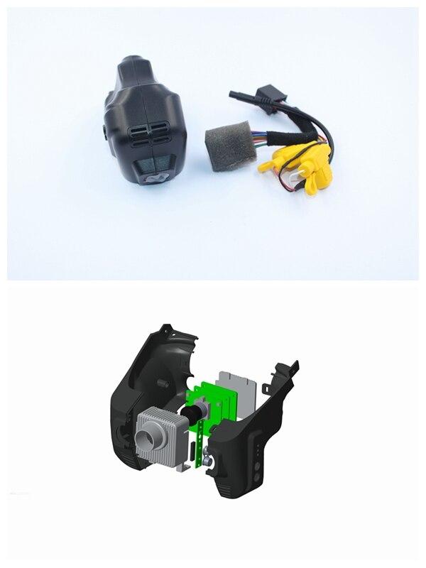 PLUSOBD Bežični automobilski DVR fotoaparat 1080P Za Porsche - Automobilska Elektronika