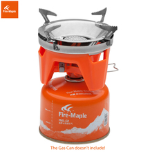 Portable Best Propane Gas Stove Burner 1L 600g FMS-X2 Outdoor Hiking Camping Equipment