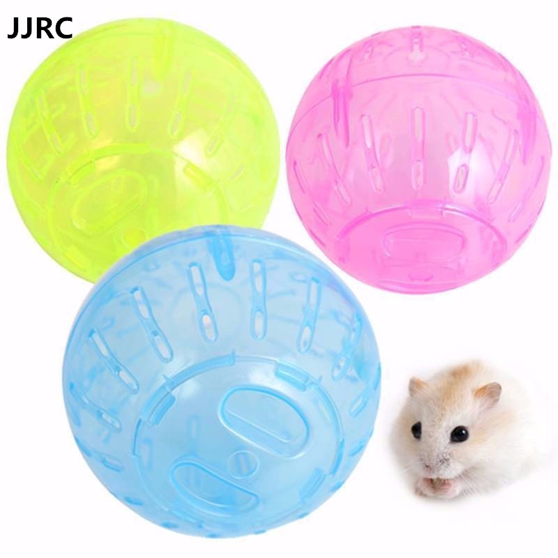 Animal Hamster Outdoor Playing Ball Pet Playing Toy Hamster Gerbil Rat Plastic Exercise Small Mini Ball