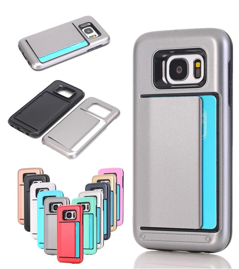 Samsung Galaxy S 7 Phone Case Card Holder Reviews - Online ...