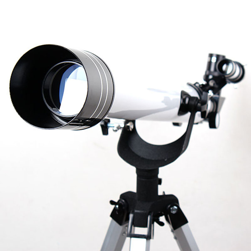 Visionking 60 900 U Telescope Astronomic Professional Monocular Refractive Astronomical Telescope Space Exploration With Tripod