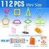 112PCS New