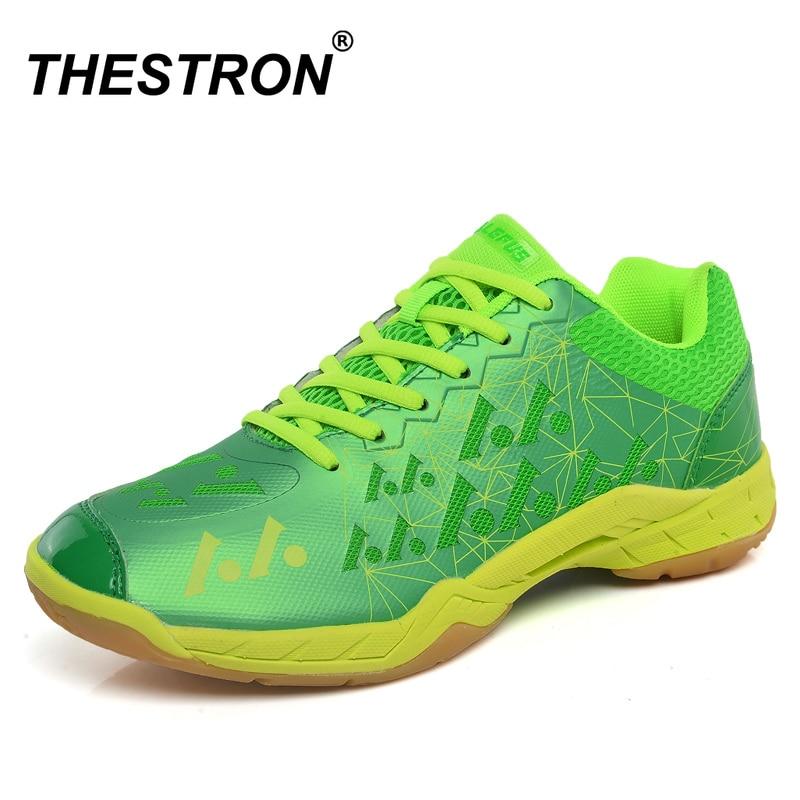 Chaussures de Badminton résistantes à l'usure pour hommes chaussures de Badminton de qualité supérieure pour garçons baskets Super Cool adultes