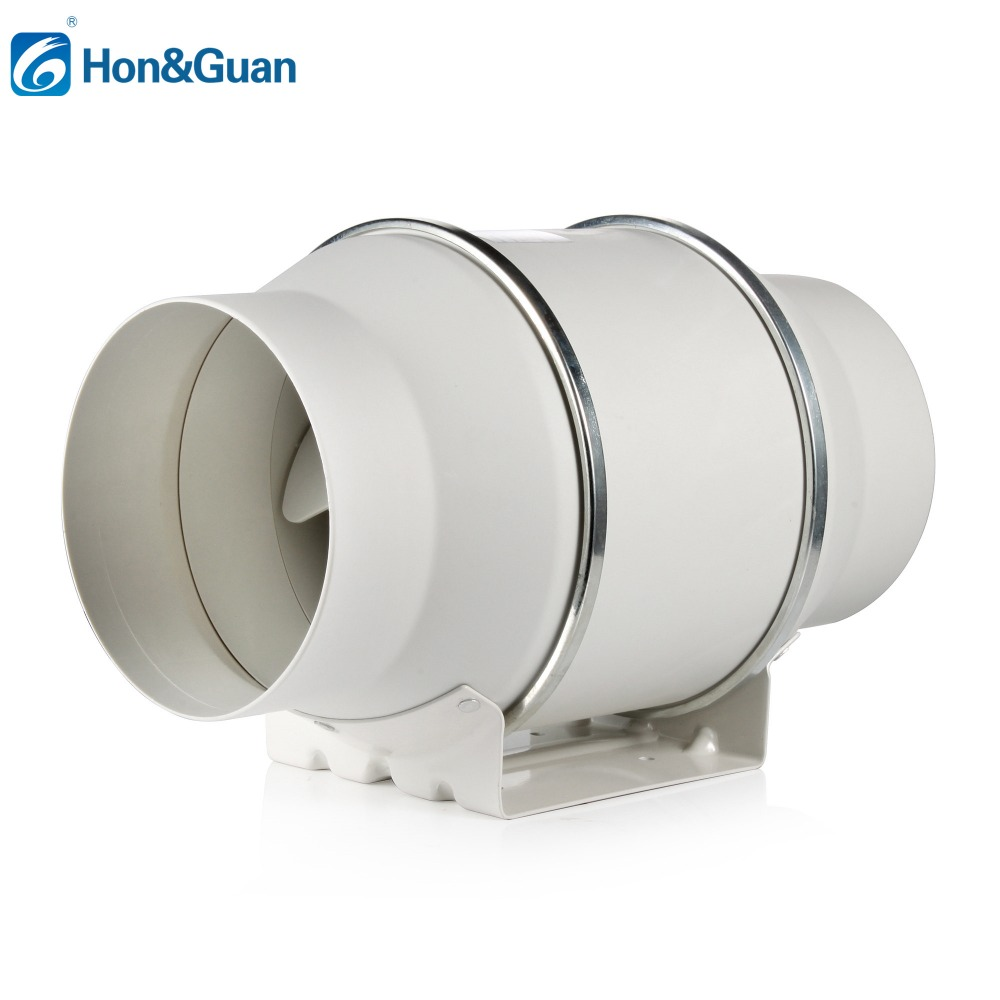 200mm High Performance Inline Duct Fan