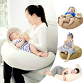 Infant stool pad multifunctional baby nursing pad soft sofa seat chair stool cushion suckling mummy pillow for pregnant women