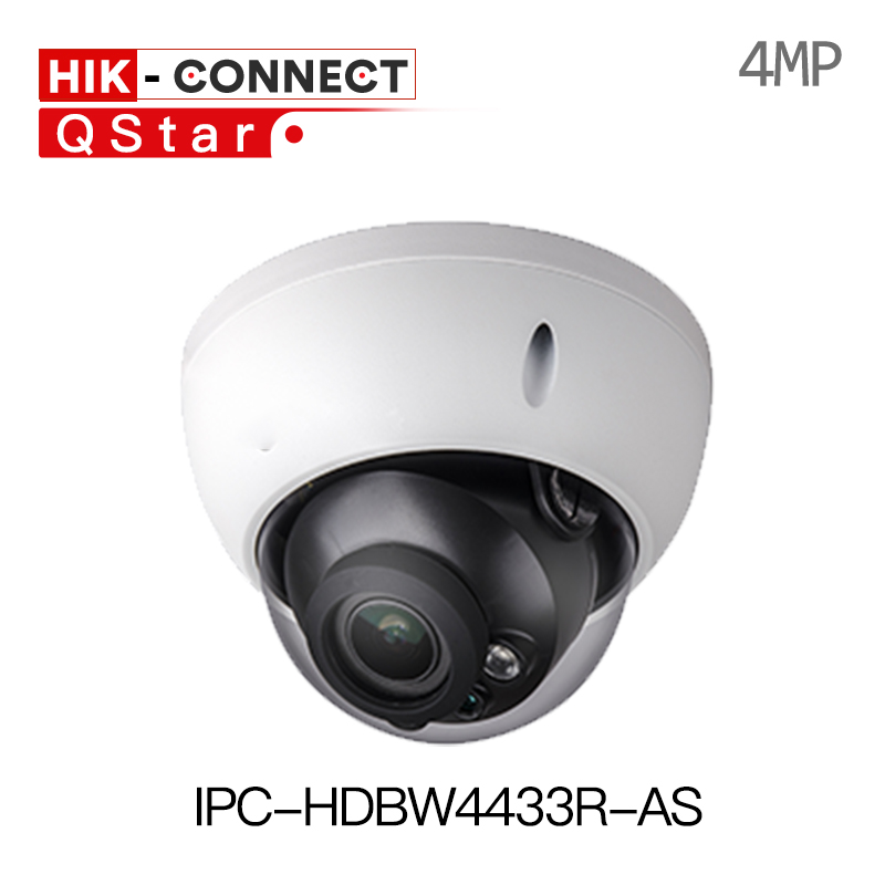 Dahua 4MP CCTV IP Camera IPC-HDBW4433R-AS Support IK10 IP67 Audio and Alarm PoE Camera 1080p onvif mini dome IP camera IR 30m