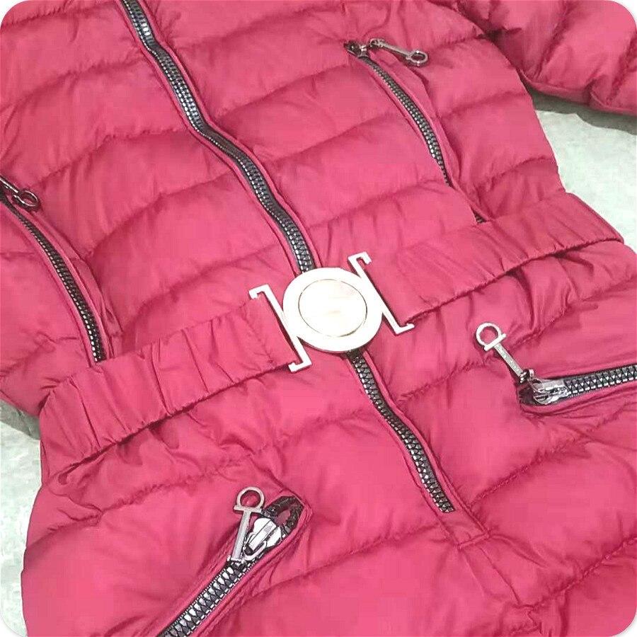 Ensemble de vêtements d'hiver pour femmes combinaison de Ski de haute qualité combinaison de Ski intégrée pour femmes - 5