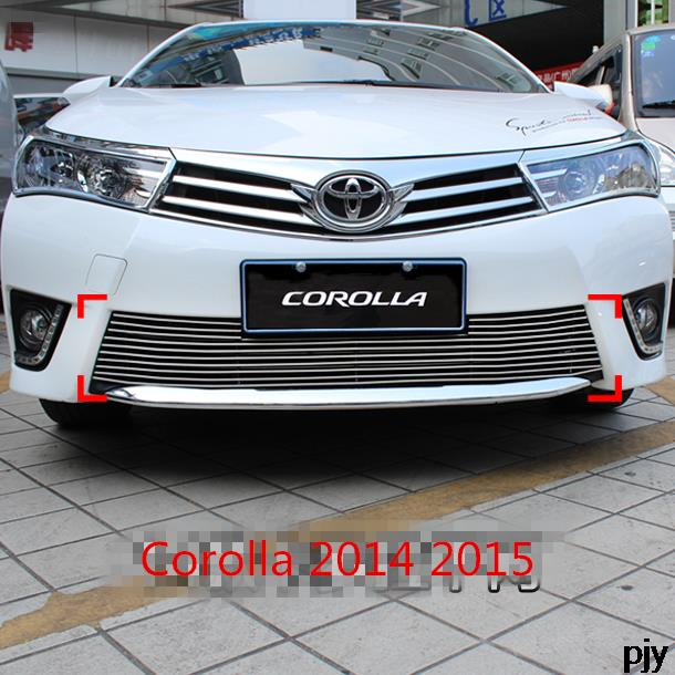 For Toyota Corolla 2011 2012 2013 2014 2015 Racing Grills Bonnet ...