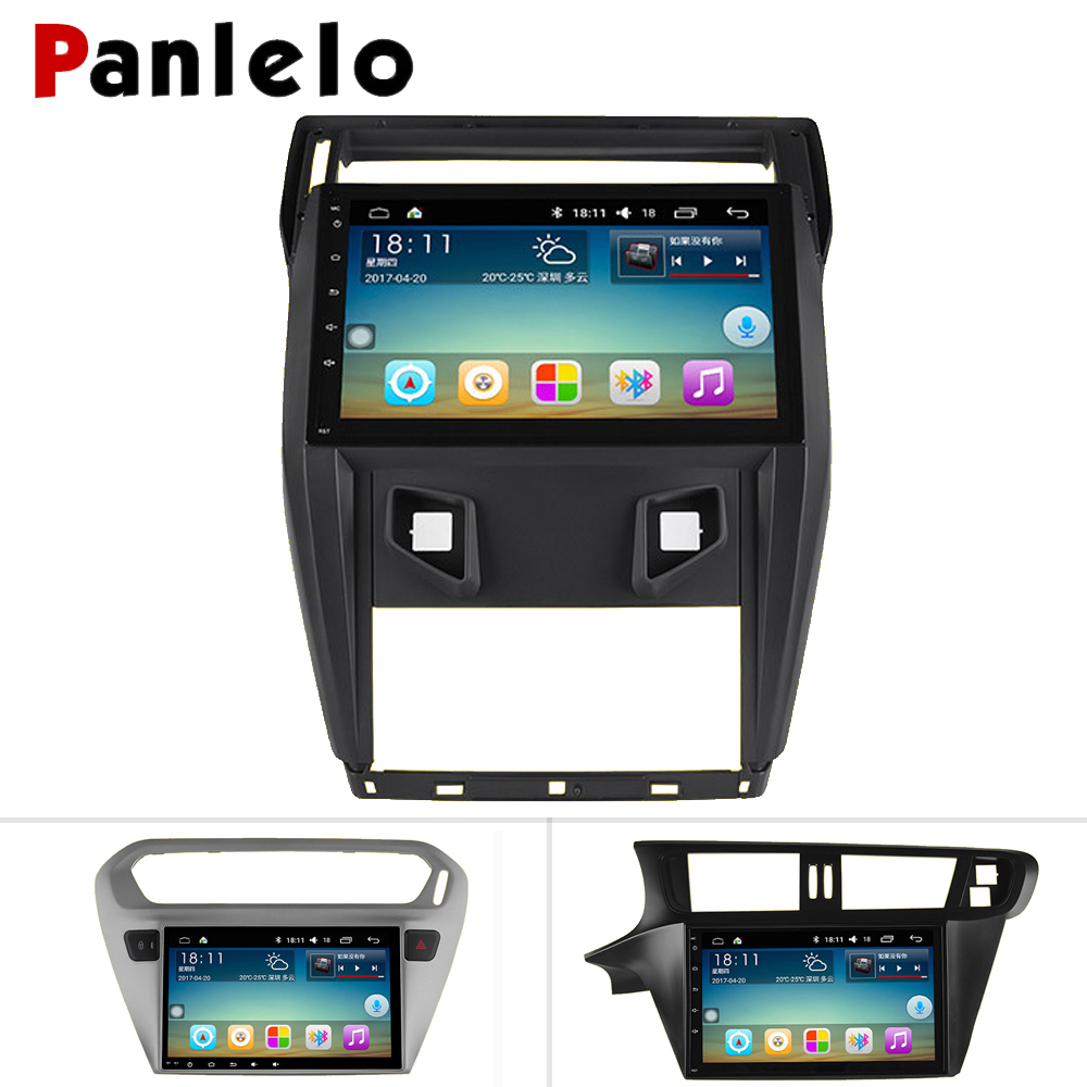 Panlelo For Citroen C-Quatre Android Auto radio Quad Core For Citroen Elysee For Citroen C3XR GPS Navigation 2 Din AndroidPanlelo For Citroen C-Quatre Android Auto radio Quad Core For Citroen Elysee For Citroen C3XR GPS Navigation 2 Din Android