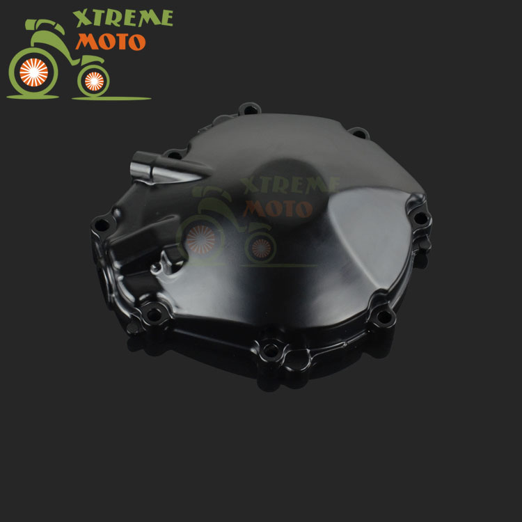 Motorcycle Engine Stator CrankCase Cover for Suzuki GSXR1000 GSXR 1000 2009 2010 2011 2012 2013 2014 for yamaha yzfr6 yzf r6 2006 2007 2008 2009 2010 2011 2012 2013 2014 motorcycle engine stator cover chrome left side