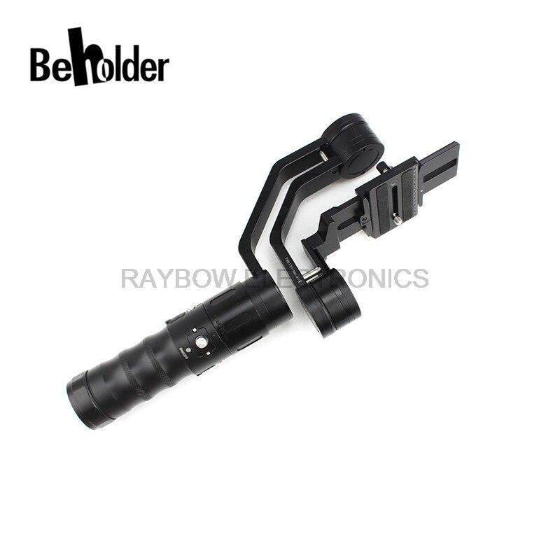 Beholder DS2 3 Axis Yi Handheld Gimbal Estabilizador Stabilisateur For DSLR Mirrorless Camera Support 1 8kg