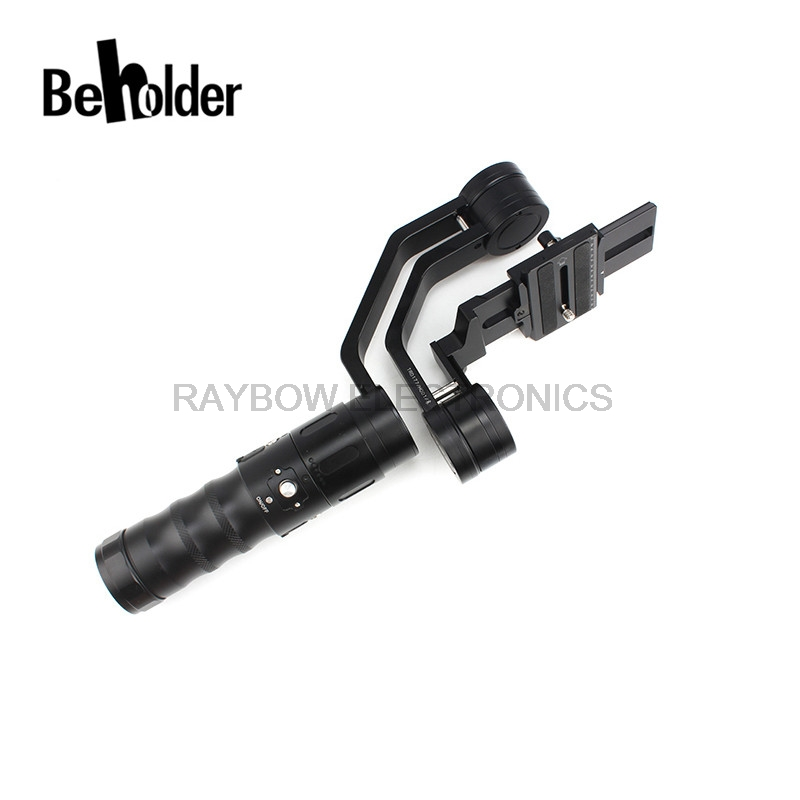 Beholder DS2 3 Axis Yi Handheld Gimbal Estabilizador Stabilisateur For DSLR Mirrorless Camera Support 1 8kg