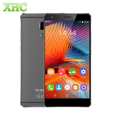 "Oukitel u13 64 gb fingerabdruck handy 5,5 ""android 6,0 mtk6753 octa-core 1,3 ghz dual sim 4g lte ram 3 gb smartphone 3000 mah 13mp"