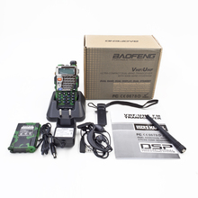 Baofeng UV-5RE Plus Camo Camouflage Green Walkie Talkie Dual Band Two Way Radio Pofung UV 5RE Dual Display radio comunicador