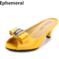 Ladies Peep Toe Wedges Shoes For Women 2017 Summer Beach Patent Leather Sandals Wine Heel High