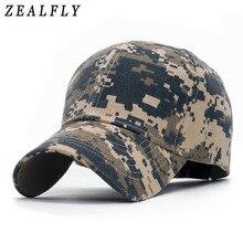 ACU Digital Men Baseball Caps Army Tactical Camouflage