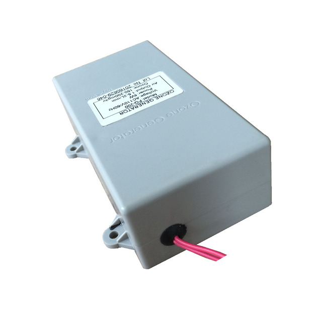 Ozone O3 generator or Ozonator for water and air 100mg/h 220V 110V FQ-200