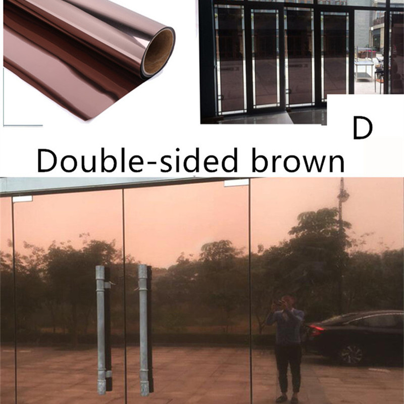 60X100cm Etiqueta de la ventana película de la ventana - Decoración del hogar - foto 6
