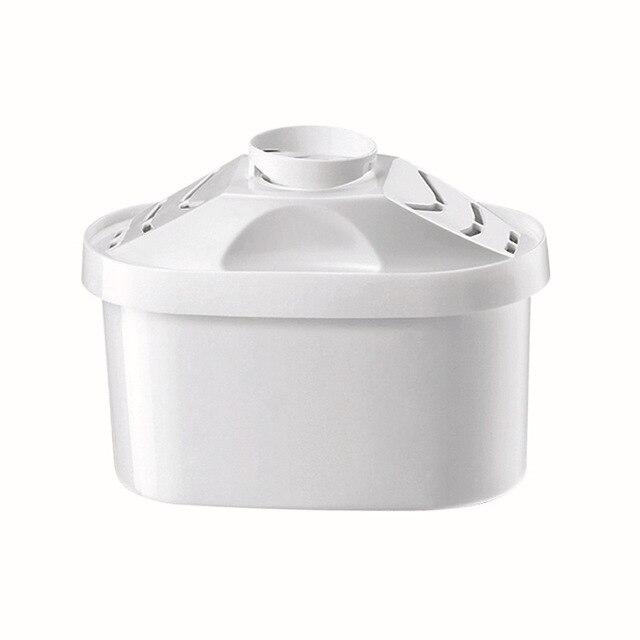 Картриджи с фильтром для воды, кухонный портативный элемент для очистки воды, домашний фильтрующий картридж для воды Brita, кувшин для удаления накипи, качество еды