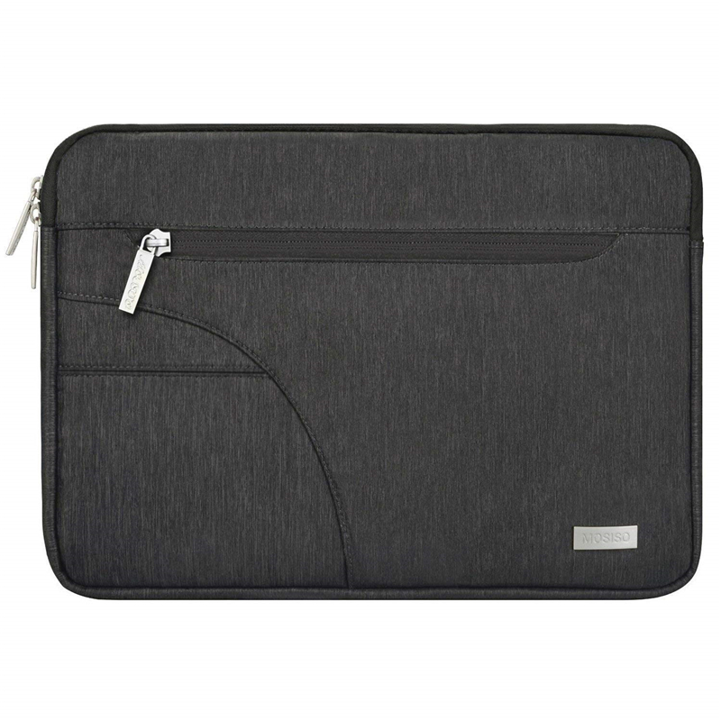 MOSISO Soft Laptop Bag Sleeve For Macbook Air 13 Pro13 Pro 15 Touch Bar Retina 12 13 15 Notebook Sleeve Bag For Dell Asus HP Cas in Laptop Bags Cases from Computer Office