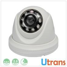 HD Camera 1080P Dome SONY CMOS Sensor Plastic Cheap AHD Camera 2.0MP Full HD 8m Night Vision HD CVI HD TVI AHD Camera 2MP