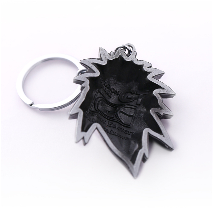 5443-Son-Goku-Key-Rings-For-Gift-Chaveiro-Car-Keychain