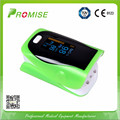 Promise CE Approved Oximeter Green Color Fingertip Pulse Oximeter SPO2 PI PR Saturation Oximetro de deo Portable for Health Care