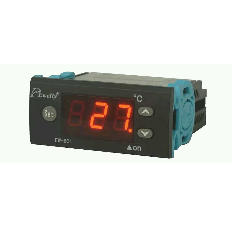 EW-801AH-1 Solar Heating Water Pump Circulating Temperature Difference Controller Temperature Difference Switch