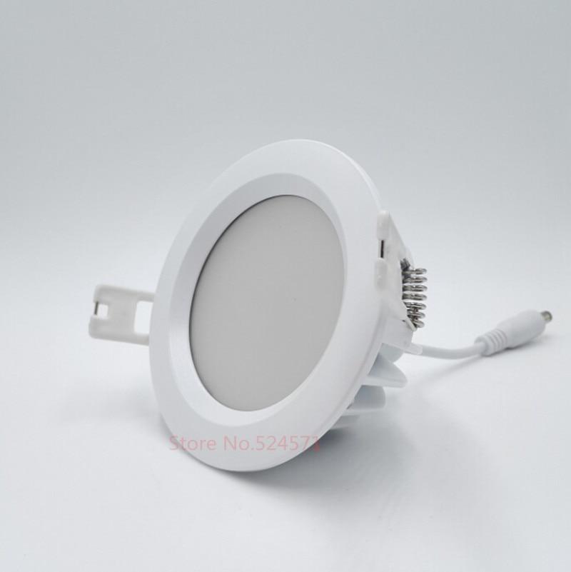 vodoodporna led luč ip65 SMD LED navzdol luč vodoodporna vgradna - Notranja razsvetljava - Fotografija 2
