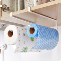 Hoomall Japanese Style   Kitchen   Roll Rack Paper Towel Rack Iron   Kitchen   Paper Napkin Shelf Hanging Shelf Plastic   Storage   Rack