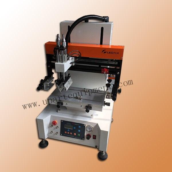 Автоматического стрелкового товарный знак трафаретная печатная машина шелкография логотип для трафаретной печати