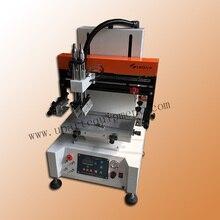 automatic small trademark silk screen printing machine  silk screen printing logo screen printing