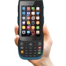 Darmowa wysyłka duży terminal mobilny IP67 klasy ochrony PDA 2D kodów kreskowych skaner z systemem android 7.0 SH57