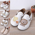 A Japanese cartoon doll head wind shoes retro shoes shoes spring Sen female student flats ,16 style