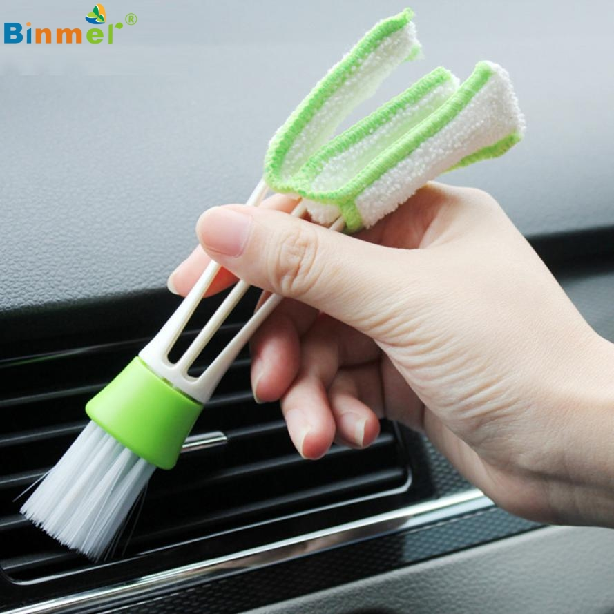 Adroit 1 Set Convenient Automotive Keyboard Supplies Versatile Cleaning Brush Vent Cleaning Brushes 30S61212 drop shipping